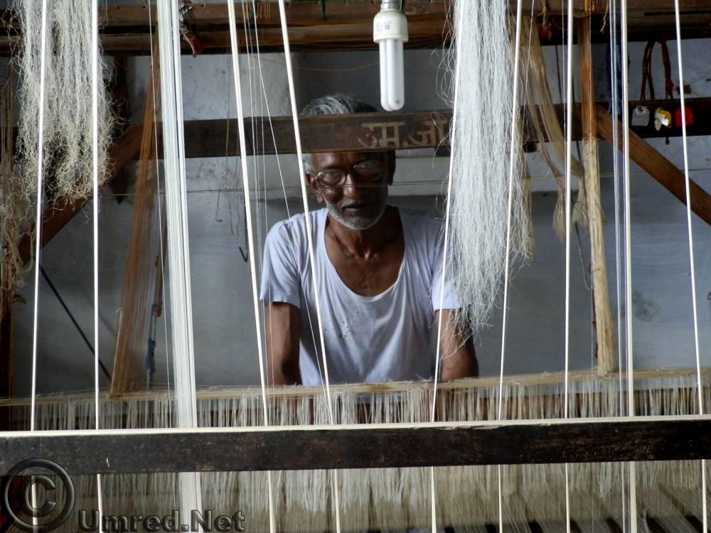 Working From Home – No Computer, No Internet - Hand Weaving |